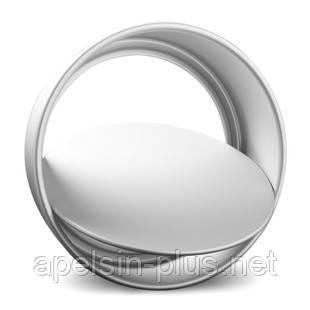 Форма для выпечки со съемным дном 22 см 8 см