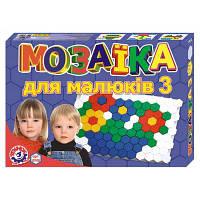 Настольная игра Технок Мозаика для малышей 3 (0908)