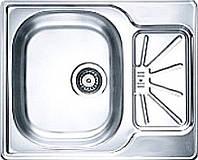 Кухонная мойка ALVEUS TREND 50 декор (1009126 LEI)