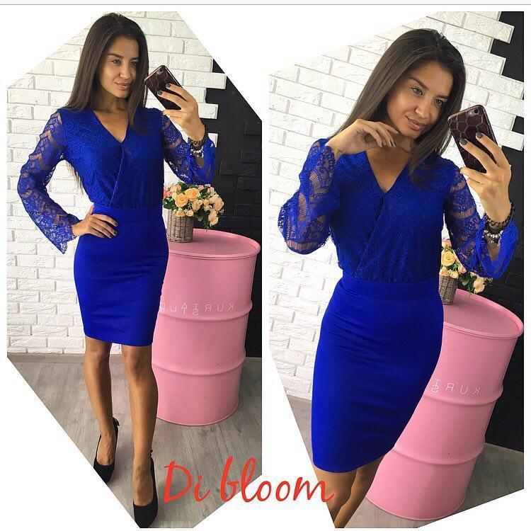 d264c98bab1 Короткое платье на запах - Интернет-магазин