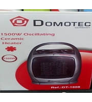 Тепловентилятор керамический Domotec DT-1608