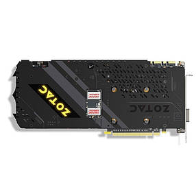 Видеокарта Zotac GeForce GTX 1080 Ti AMP Extreme Core Edition (ZT-P10810F-10P), фото 2