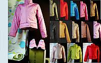Розовая куртка молодежная, р.44,46