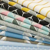 Как подготовить ткань к раскрою и раскроить детали