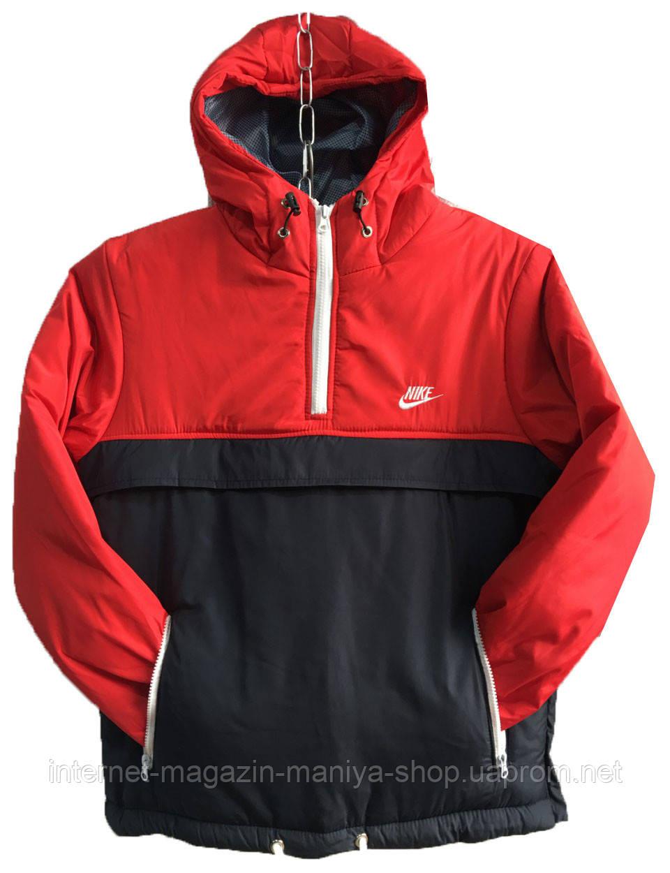 068447a9 Куртка мужская с капюшоном Nike (деми) - купить по лучшей цене в ...