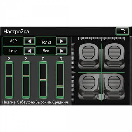 AudioSources ANS-840A Skoda Octavia A7, фото 2