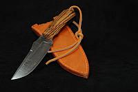 """Охотничий нож ручной работы """"Охотник"""", дамасск (наличие уточняйте)"""