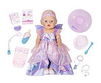 Кукла пупс Baby Born Беби Борн Фея оригинал НОВИНКА 2017 Interactive Wonderland Pupp Zapf Creation 824191
