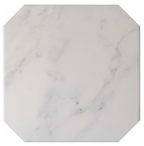 Плитка Equipe Octagon Marmol Blanco 20х20