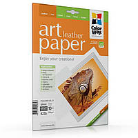 Бумага ColorWay Letter (216x279mm) ART, glossy, leather (PGA230010LLT), фото 1