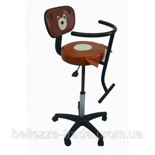 Детское парикмахерское кресло с аппликацией - Belezza  в Киеве