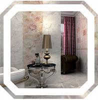 Модное зеркало в ванную комнату с LED подсветкой, размер 70х70 см, фото 1