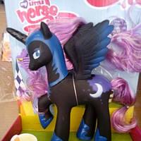 Пони для девочек  SM10051 черная