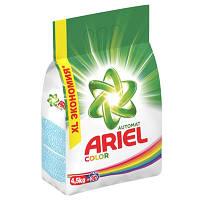Стиральный порошок Ariel Автомат 4,5 кг (в ассортименте)
