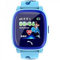 UWatch DF25 Kids waterproof smart watch Blue