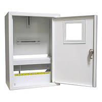 Шкаф монтажный распределительный ШМР–1Ф–10А-Н  ПЗВ–электронный