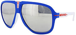 Спортивные очки Fox The Seventy 4 синий белый