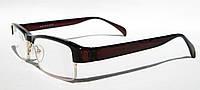 Очки для коррекции зрения SHENIIE  8142-2 (рмц 62)  (вставка изюмское стекло)