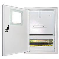 Шкаф распределительный электрический ШМР-3ф-12А-Н (наружный) для 3-фазного электронного счетчика