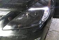 """Mazda CX-9 - замена моно линз D2S на биксеноновые Koito FX-R (v4) 2,5"""" и установка гибких ДХО, фото 1"""