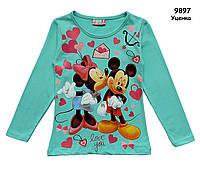 Кофта Minnie Mouse для девочки. 1-2 года, фото 1