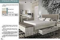 Кровать Милана 160