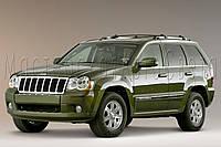 Jeep Grand Cherokee - замена линз на би-ксеноновые Hella NEW Original
