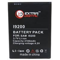 Аккумуляторная батарея EXTRADIGITAL Samsung GT-i9200 Galaxy Mega (3100 mAh) (BMS1149)