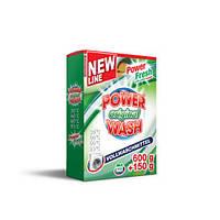 Универсальный стиральный порошок Power Wash Original vollwaschmittel 750гр. (8 стирки)