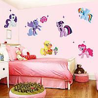 Наклейка декоративная My Little Pony