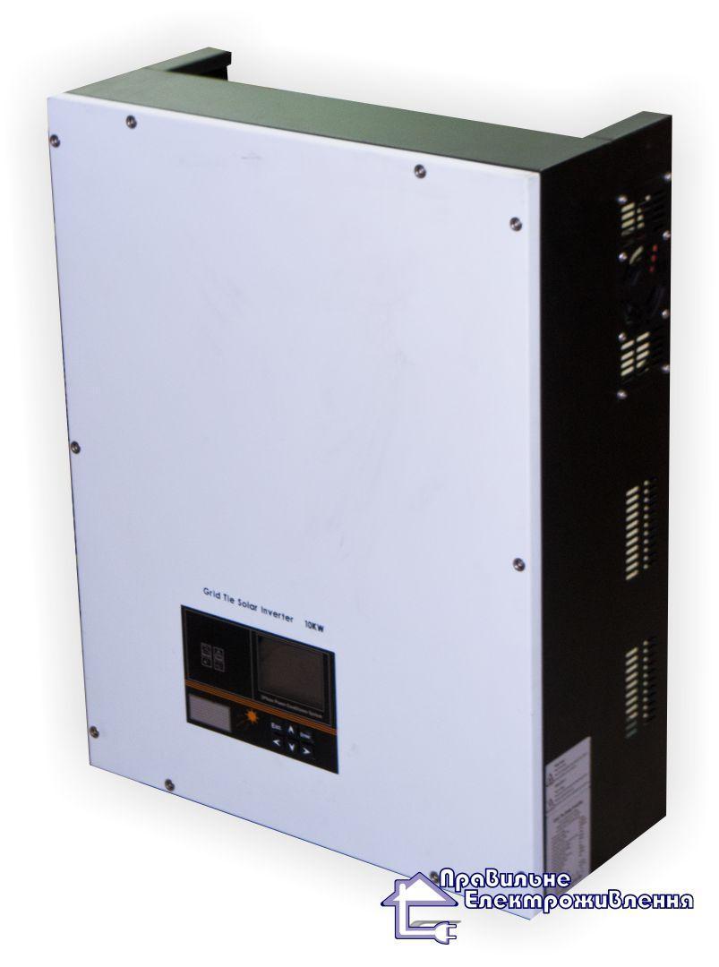 Мережевий інвертор LogicPower LP-SIW-10kW  (10 кВт,  2 МРРТ трекери, 3 МРРТ трекери, WiFi)