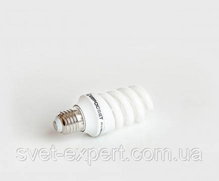 Энергосберегающая  лампа КЛЛ  FS-11-2700-27 11W 4200K E27 220V , фото 2