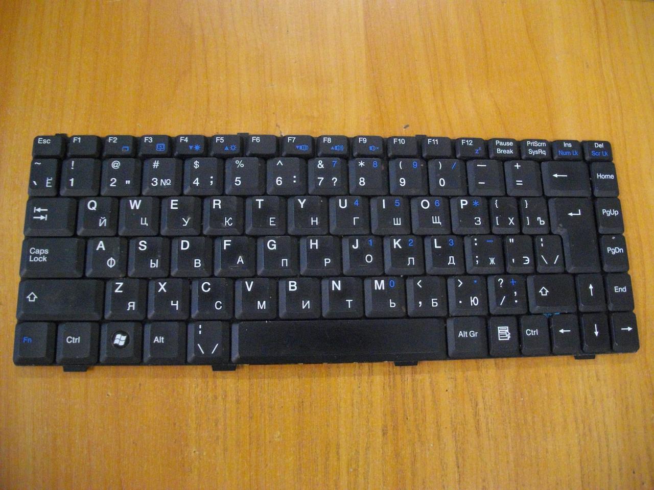 Клавиатура MSI VR420X MS-1422, MP-06836SU-3591