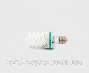 Энергосберегающая  лампа КЛЛ HS-45-4200-27 45W 4200K E27 220V , фото 2