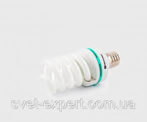 Энергосберегающая  лампа КЛЛ  FS-45-4200-40 45W 4200K E40 220V , фото 2
