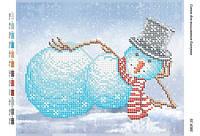 Снеговик А4