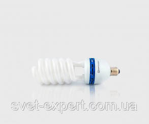 Энергосберегающая  лампа КЛЛ HS-65-4200-27 65W 4200K E27 220V , фото 2