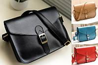 Стильная женская сумка Конверт. 4 цвета