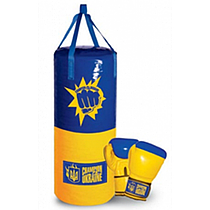 Набор боксерский средний 50 х 21, детский боксв украинском стиле