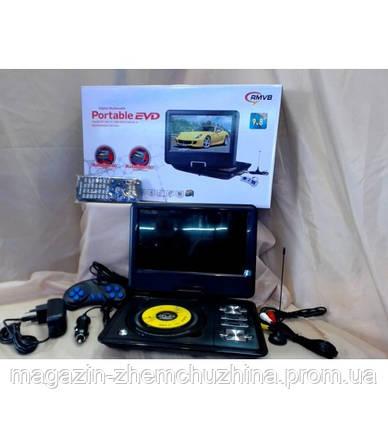 "PDVD 9.8"" TV_FM_COPI_DVD-ROM_TXT_Photo_3D, фото 2"
