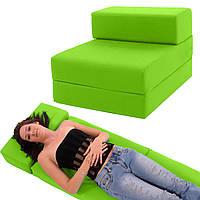 """Кресло кровать """"Poppi klasik""""цвет 007, раскладное кресло,кресло диван, кресло для дома, бескаркасное кресло."""