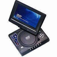 Портативный DVD плеер с TV тюнером TFT 7,2,