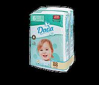 Подгузники Dada Extra Soft 6 (16+ кг) 88 шт.