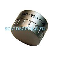 Ручка регулировки температуры для духового шкафа Zanussi 3550399954