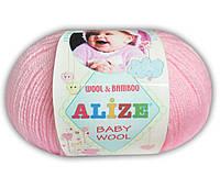 Пряжа для ручного вязания Alize Baby Wool Продажа упаковками!