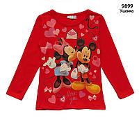 Кофта Minnie Mouse для девочки. 7-8 лет, фото 1