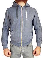 Кофта мужская свитер р-р М (сток, б/у) толстовка худи