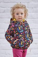 Куртка для девочки 48-7006-2