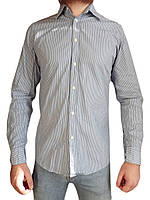 Мужская рубашка Hugo Boss р-р S Оригинал (сток, б/у) original
