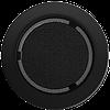 Решітка для каміна кругла бежева, графітовий, чорний, мідний, чорно золота, срібна Ø 100